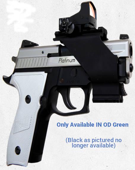 UM Tactical Universal Sight Mount OD Green