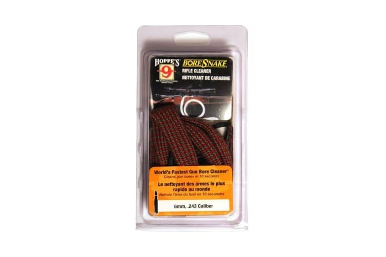 243 & 6mm bore snake Hoppes