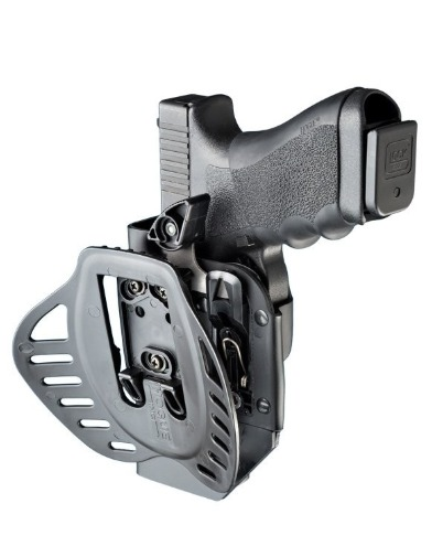 Glock 17 etc Stage 1 Carry Holster Polymer Right Hand