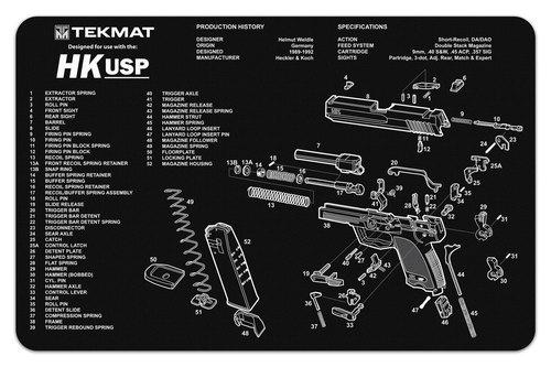 H&K USP Tekmat