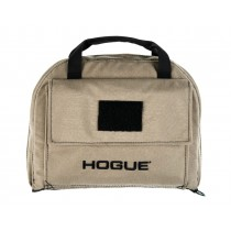Hogue Medium Pistol Bag FDE with mag pouches 59243