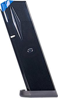 CZ75 B 9mm 10 round magazine with floorplate