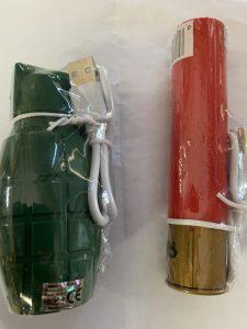 Grenade Power Bank
