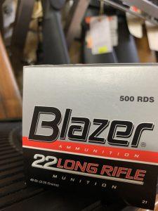 BLAZER 22 LR Bulk Pack