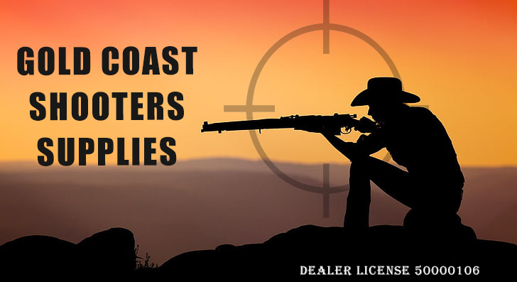 Gold Coast Shooters Supplies logo