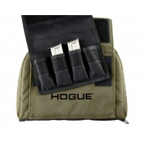 Hogue Medium Pistol Bag with Magazine Pouch OD Green 59241