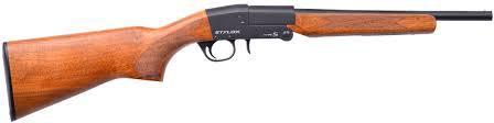 Khan Single Barrel Shotgun