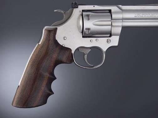 Colt King Cobra/Anaconda Rosewood grip 47900