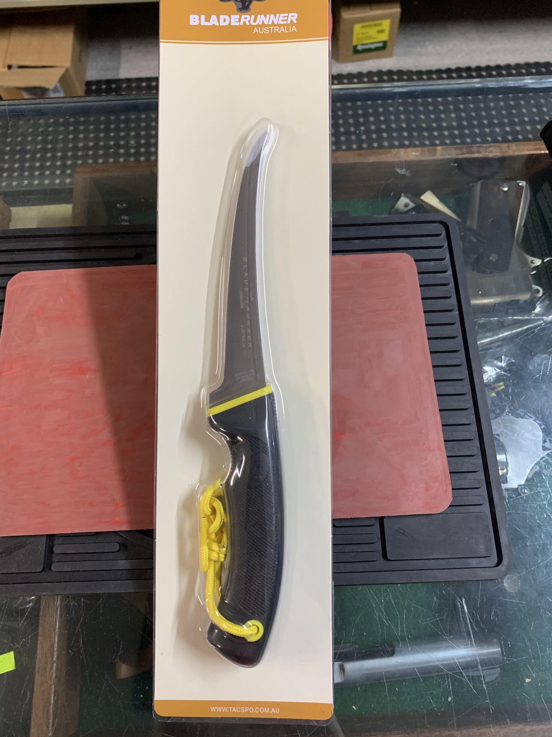 Bladerunner boning knife