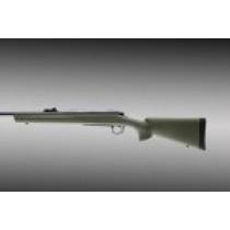 Remington 700 long action detach. mag heavy barrel full bed OD green 70233