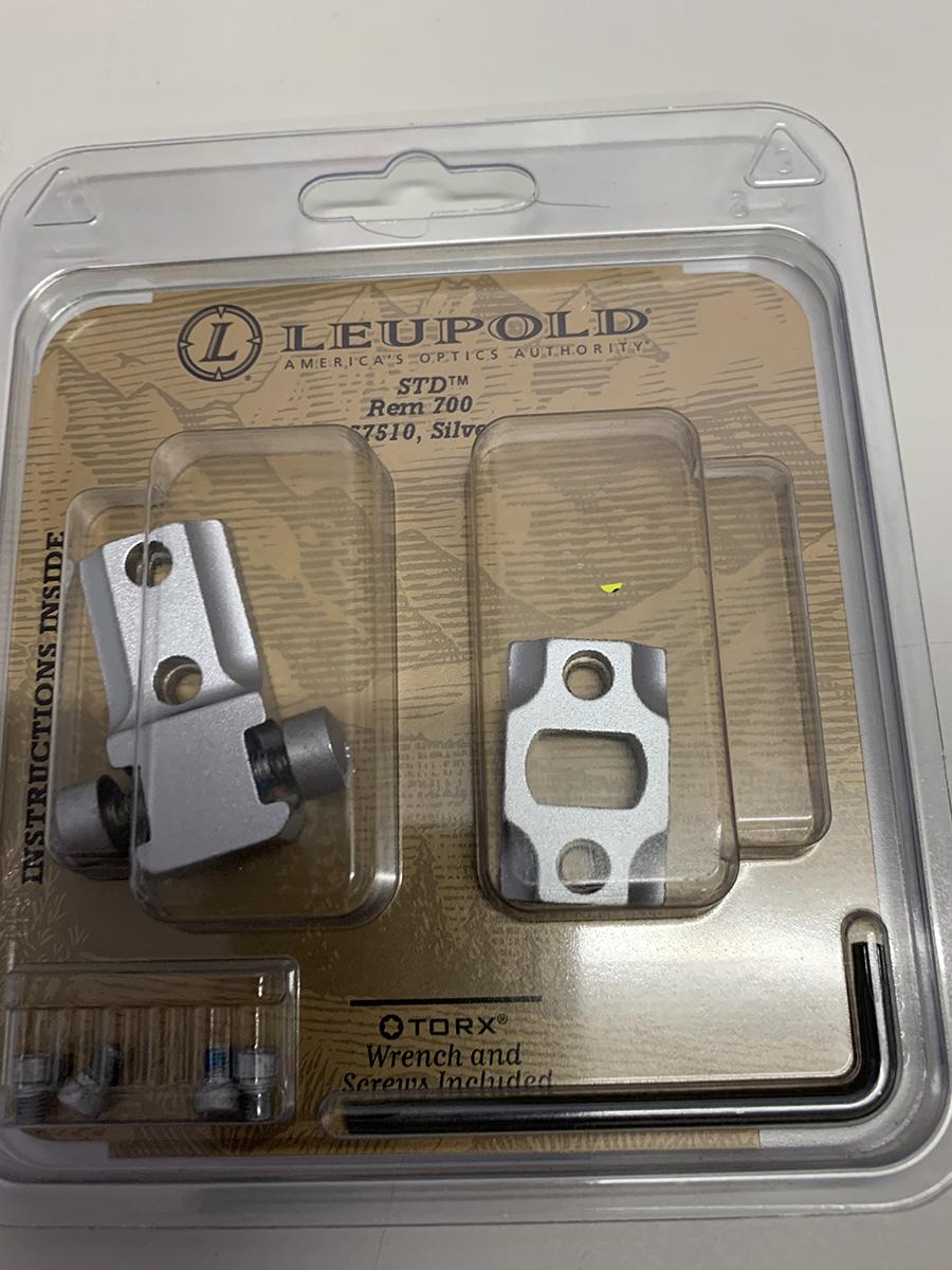 Leupold STD mounts