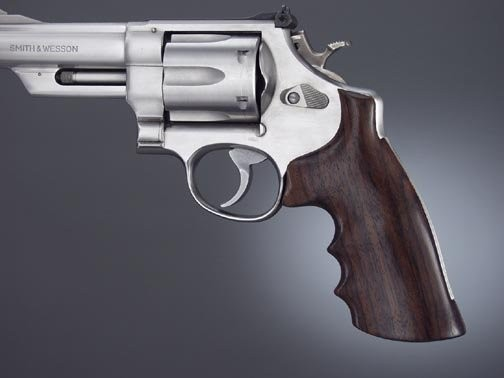 S&W N frame square butt Rosewood grips 29900