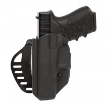 Glock 19 23 etc left hand stage 1 holster 52119