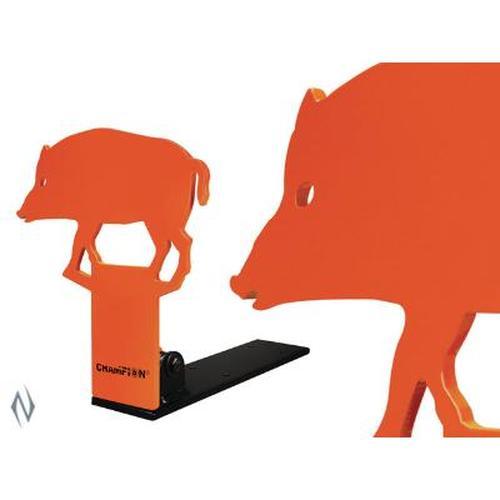 Target 22 Hog pop up target Champion