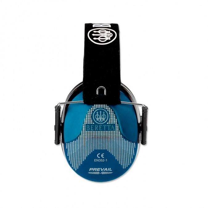 Beretta Prevail Standard Earmuffs low profile black, OD green, blue