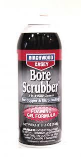 Bore Scrubber Foaming Gel Birchwood Casey aerosol 11.5oz
